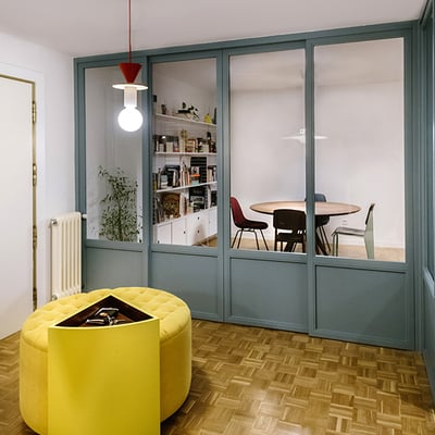 Una casa que entiende a la perfección el estilo vintage