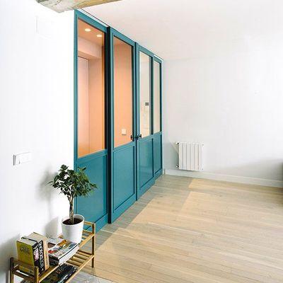 Dónde sí y dónde no te conviene instalar una puerta corredera