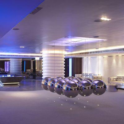 El diseño original del hotel Mira Hong Kong