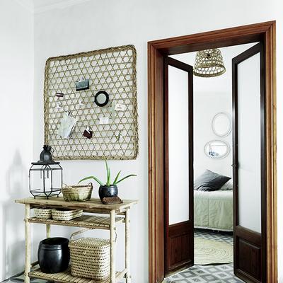 Un apartamento fresco y veraniego en Palma