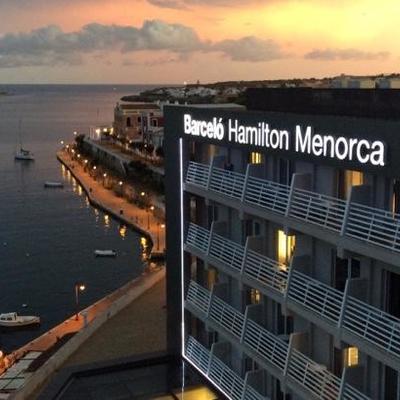 REFORMAS HOTELES BARCELO BALEARES