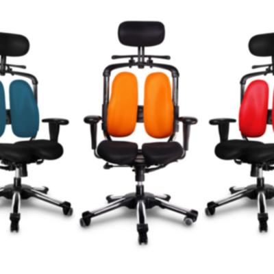 Haraiberia sillas ergon micas para oficina aduna for Sillas de oficina ergonomicas