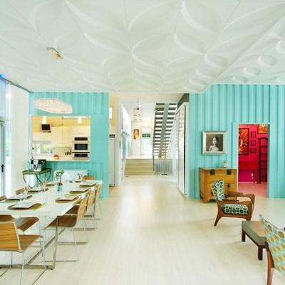 Contenedores convertidos en casas: una tendencia en la arquitectura