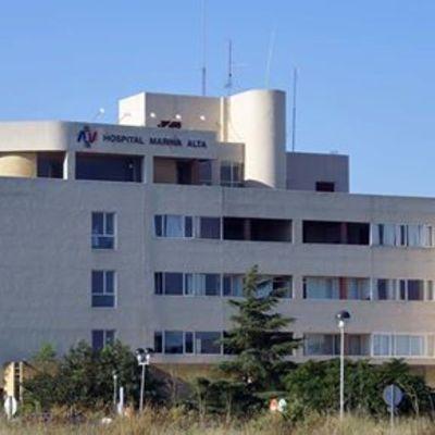 """Hospital """"Marina Alta"""""""