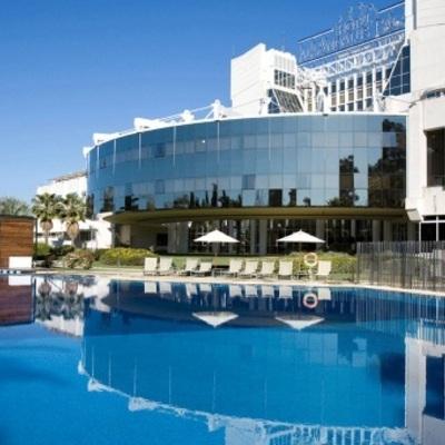HOTEL AL-ÁNDALUS (Sevilla) 4* - 623 Habitaciones