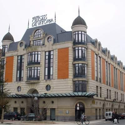 HOTEL CIUDAD DE VITORIA (Vitoria)