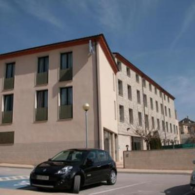 Hotel Comtes de Queralt.