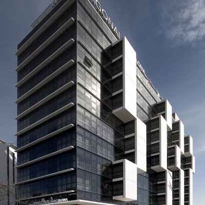 HOTEL DIAGONAL BARCELONA (Barcelona) 4* - 240 Habitaciones