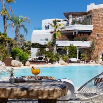 Reforma de 19 habitaciones en el Hotel Hacienda Na Xamena San Miguel IBIZA