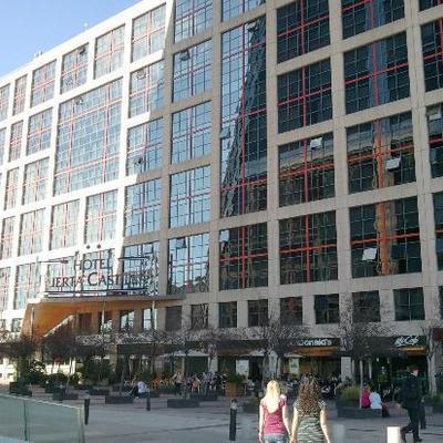 HOTEL PUERTA CASTILLA (Madrid)