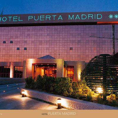 HOTEL PUERTA MADRID (Madrid)