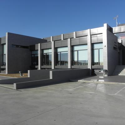 Hotel y Área de Servicio en Palencia