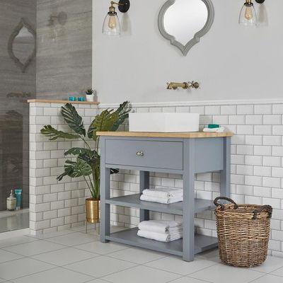 Ideas para un baño de estilo vintage