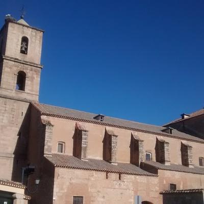 iglesia san blas valdeverdeja