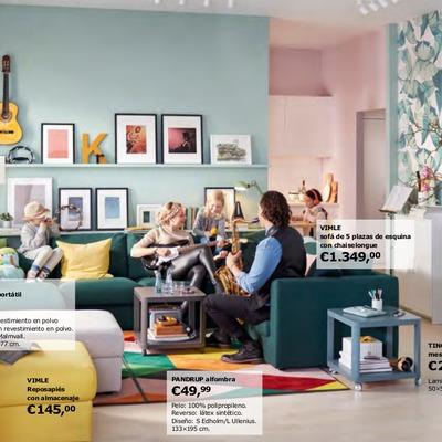 10 Tendencias cazadas del catálogo de IKEA 2018