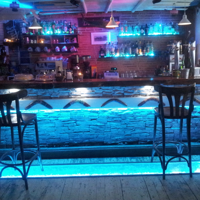 Iluminación Bar Koori