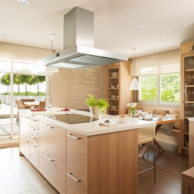 ¿Qué tipo de luz debo elegir para mi cocina?