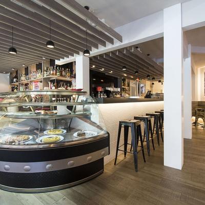 Bar Cafetería Chapeau