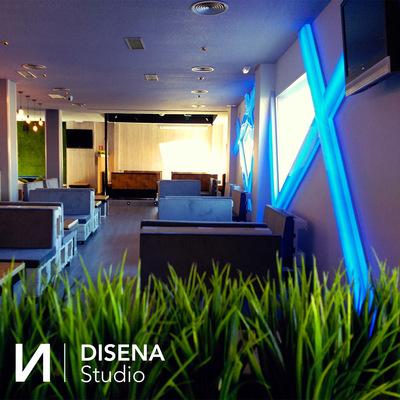 DISENA Studio - Cafetería Venecia II