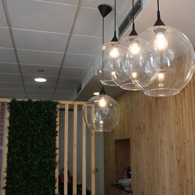 Iluminación Lámparas globo