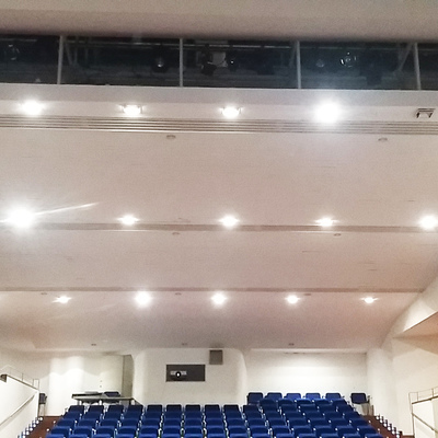 ILUMINACION LED AUDITORIO