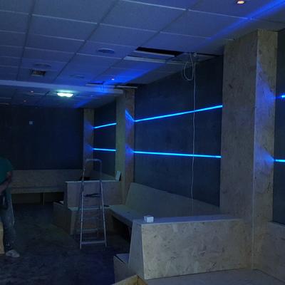 Reforma Low cost de un bar de copas en Asturias