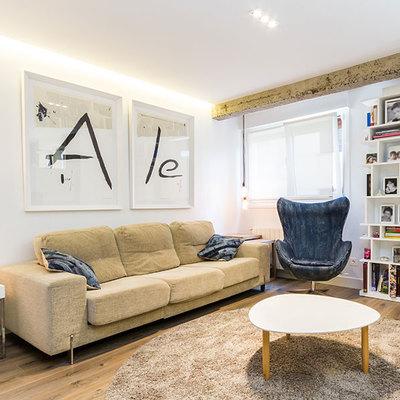 Iluminación sala de estar