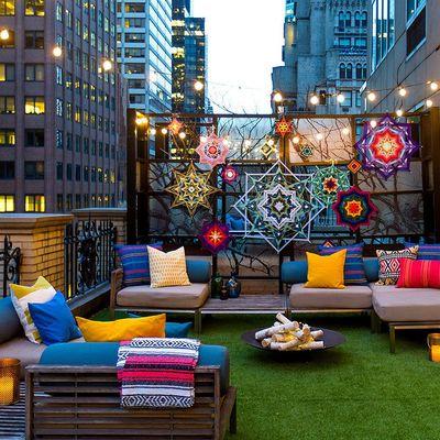 Iluminación exterior: lo mejor para tu balcón o terraza