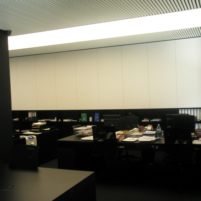Control Iluminación, Climatización y Integración Oficinas PBS