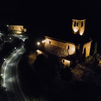 Reforma de las instalaciones de alumbrado público de Villavelayo (La Rioja)