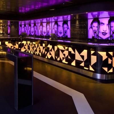 Iluminación video led ( Le Boutique Club)