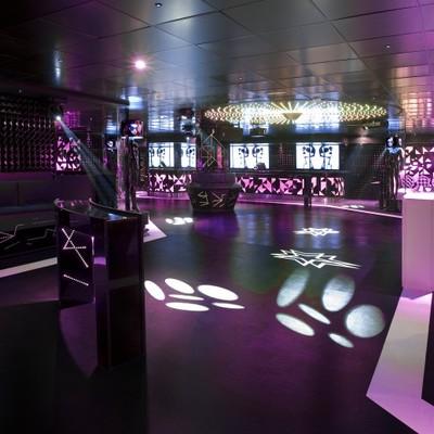 Iluminación video led ( Le Boutique Club )