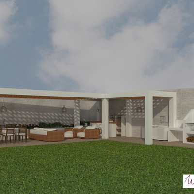Proyecto: disfrutar de la terraza en una vivienda unifamiliar