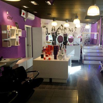 Ideas y fotos de salon peluqueria moderno para inspirarte - Salones de peluqueria decoracion fotos ...
