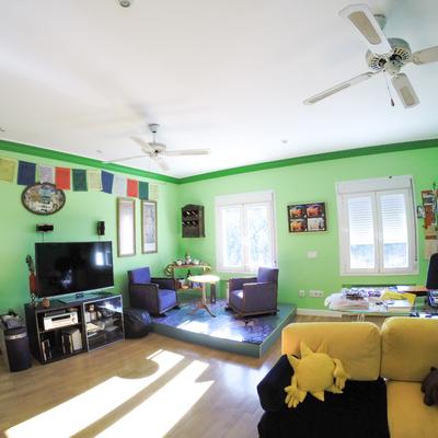 Imagen pintura global habitación