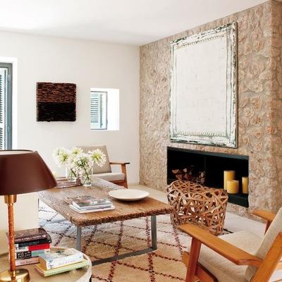 Una casa que nos enseña cómo mezclar estilos y salir triunfante