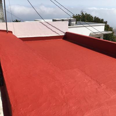 proyecto pintura impermeabilización de azotea