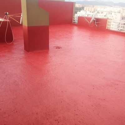 Proyecto de Impermeabilización de azotea, muros y paredes