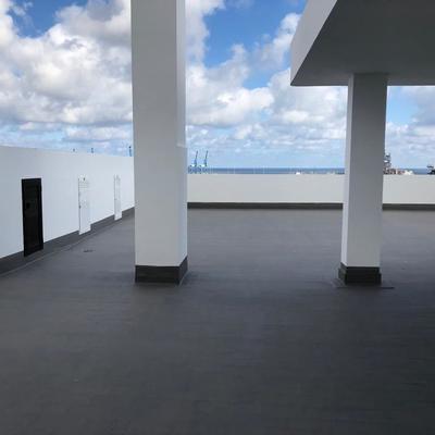 Proyecto de pintura impermeabilización de azotea, paredes y muros