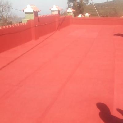 Impermeabilización de azotea y pintura de muros