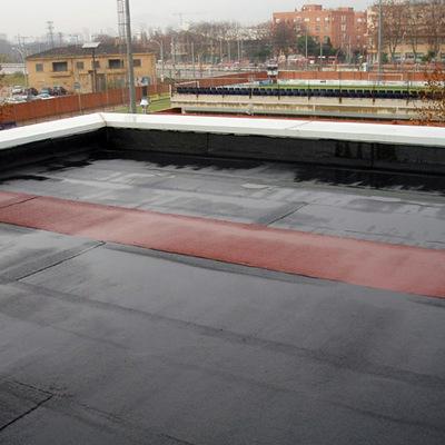 Impermeabilizacion de edificios