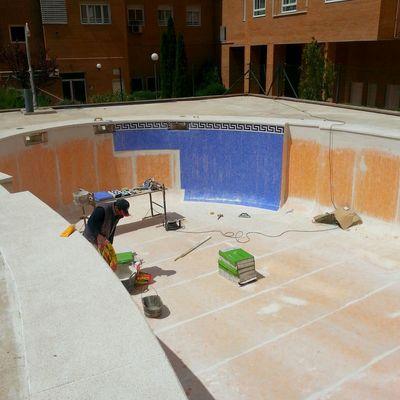 Impermeabilización piscinas, Madrid