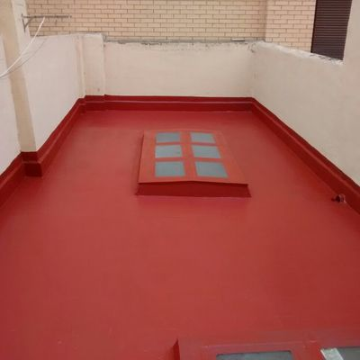 Impermeabilizacion de terraza, Zaragoza