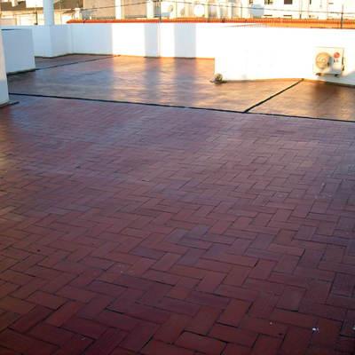 Impermeabilización de terraza comunitaria