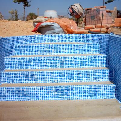 Impermeabilizar escalera con PVC
