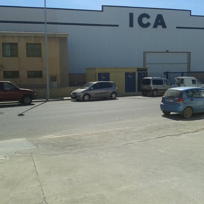 Traslado de Industria ICA de fabricación de moldes cerámicos.