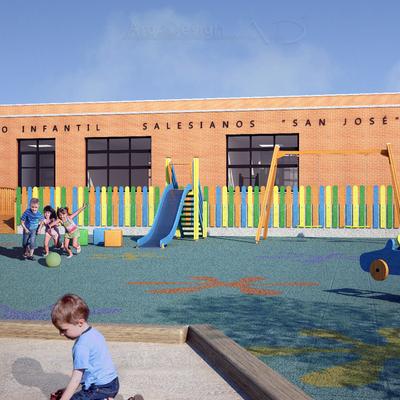 Reforma Centro infantil en Salamanca
