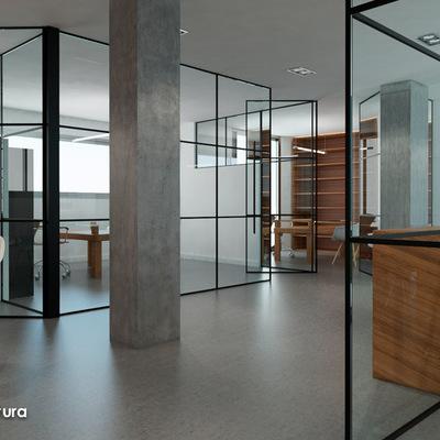 Proyecto de interiorismo para despacho jurídico