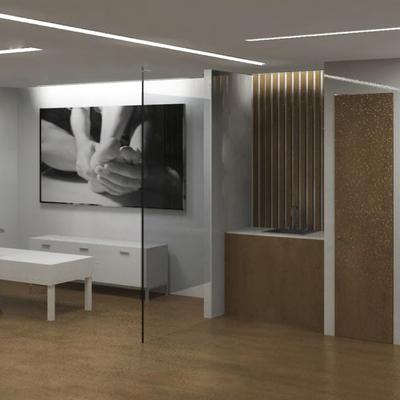 Proyecto Clínica Fisioterapia Medrán, Aravaca (Madrid)