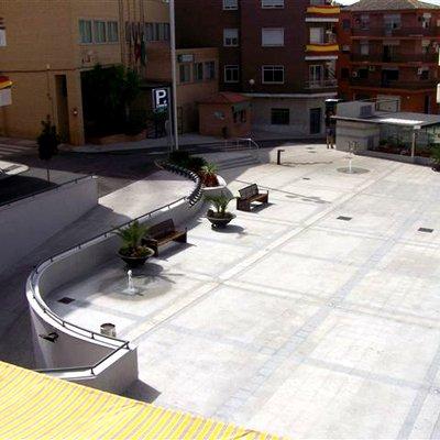Informe Pericial sobre esCaleras Plaza Constitución En Bailén